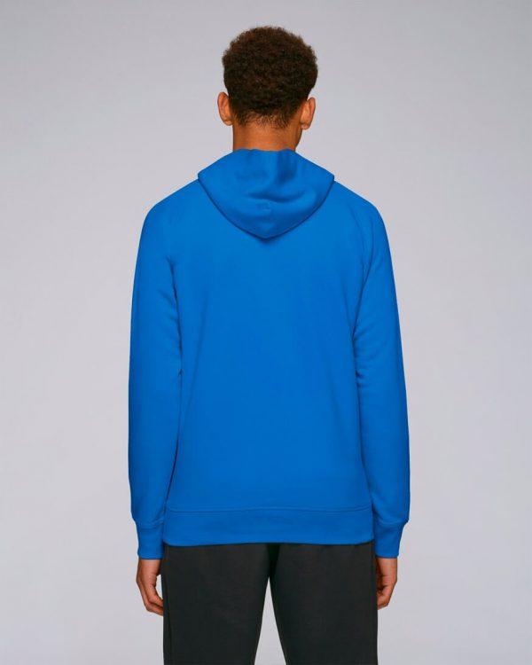 sudadera azul con capucha | Bonealive