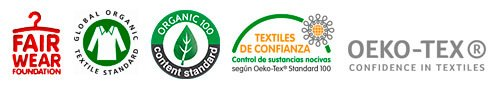 ropa ecológica certificada | Bonealive