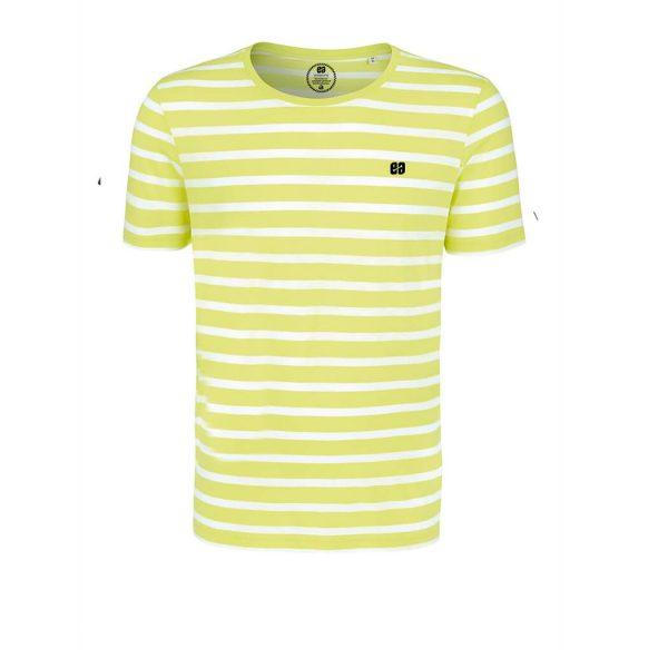camiseta rayas marineras
