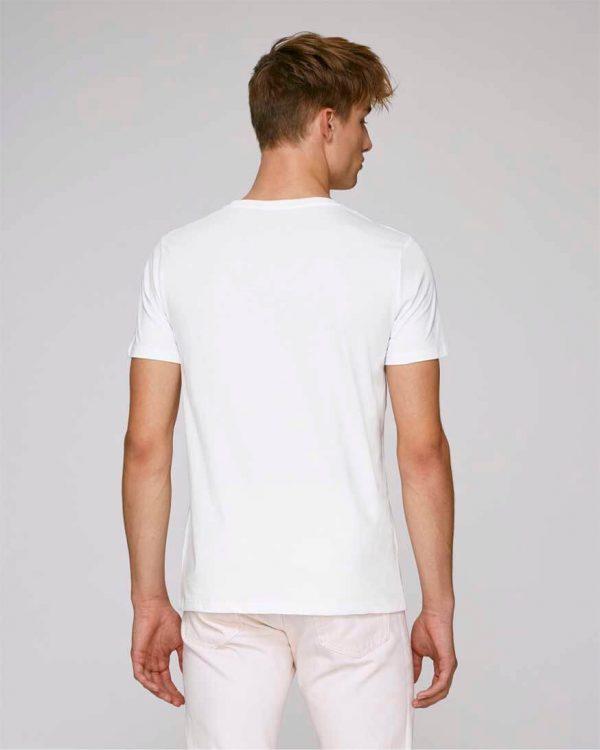 camiseta blanca hombre | Bonealive