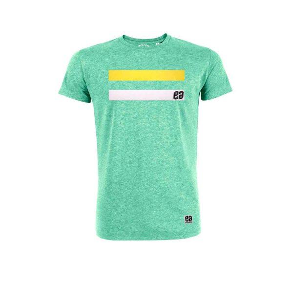 camiseta verde Bonealive