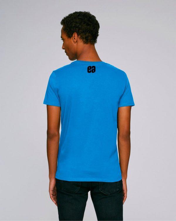 azul turquesa camiseta child games   Bonealive