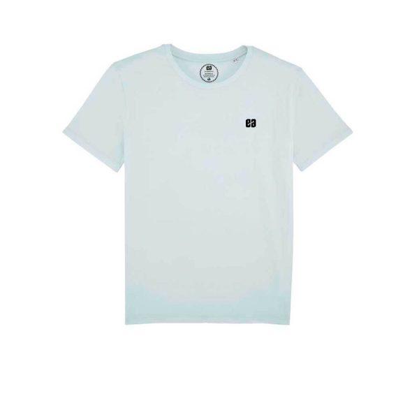 camiseta azul celeste hombre Bonealive