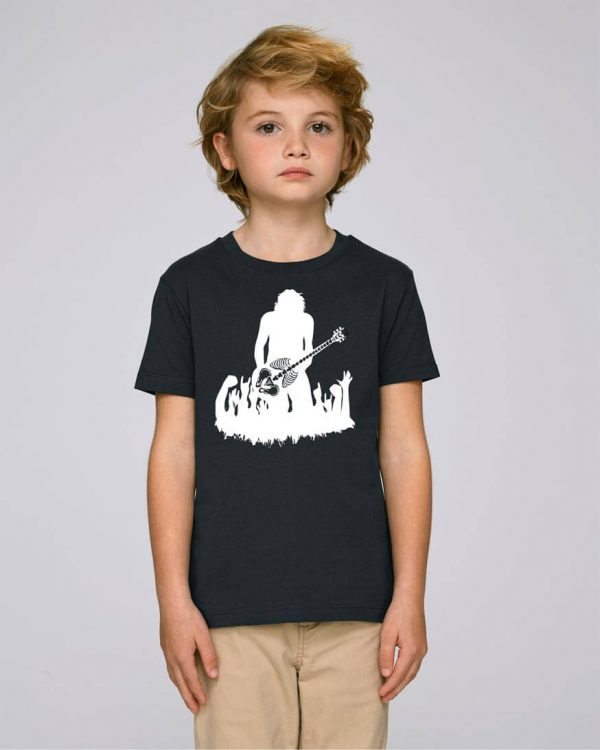 camiseta calavera niño | Bonealive