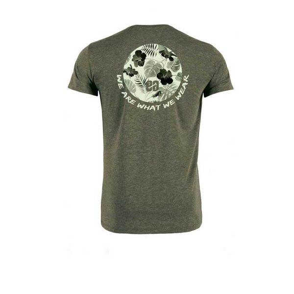 camiseta caqui Bonealive