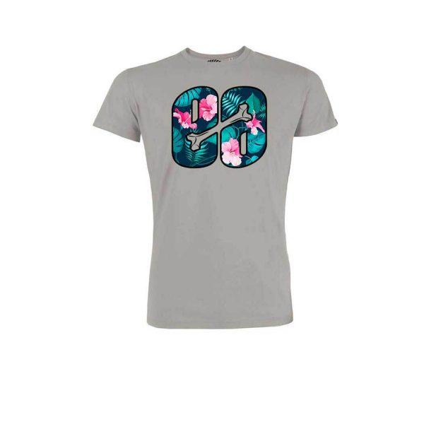 camiseta estampado flores Bonealive