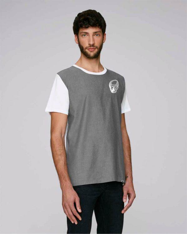 camiseta calavera original | Bonealive