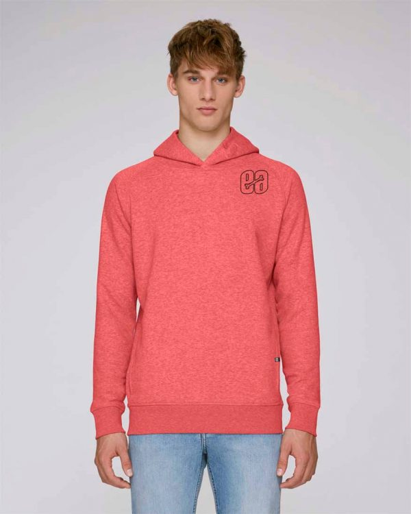 sudadera color coral | Bonealive