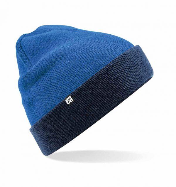 Beanie Azul Reversible | Comprar Beanies Online