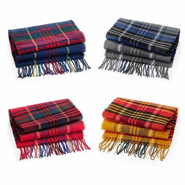 bufanda de cuadros Wools | Bufandas de lana para hombres y mujeres